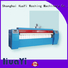 HuaYi flatwork industrial ironing machine directly sale for hotel