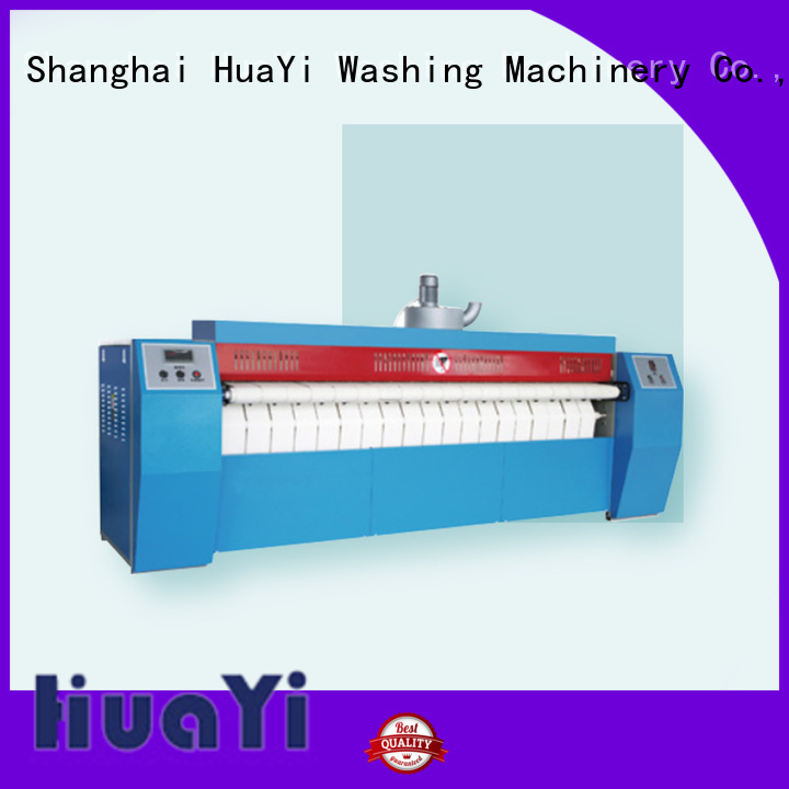 flatwork commercial ironer ironing for hotel HuaYi