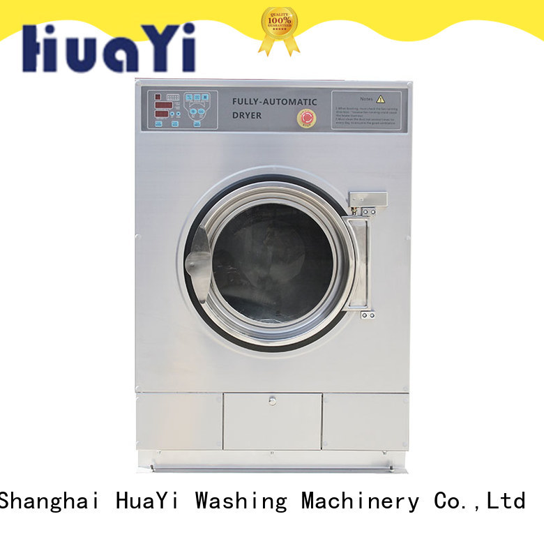 HuaYi washing machine and dryer directly sale for baths
