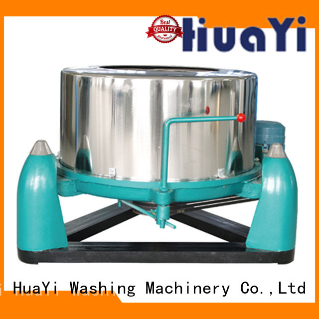 HuaYi commercial industrial washing machine at discount for guest house