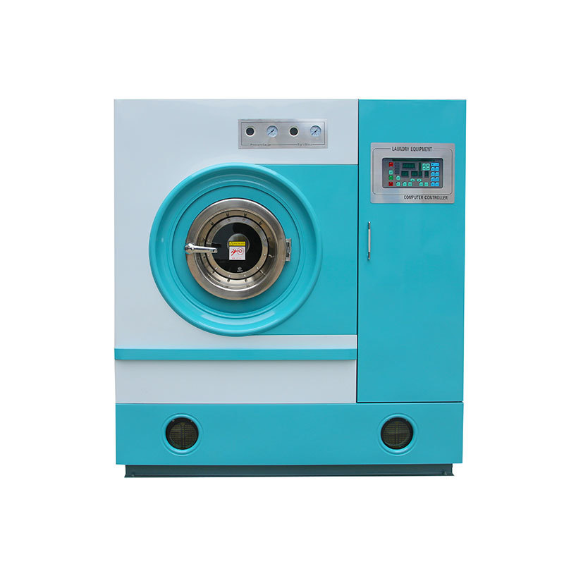 Industrial laundry environmentally friendly fully automatic oil dry cleaning machine