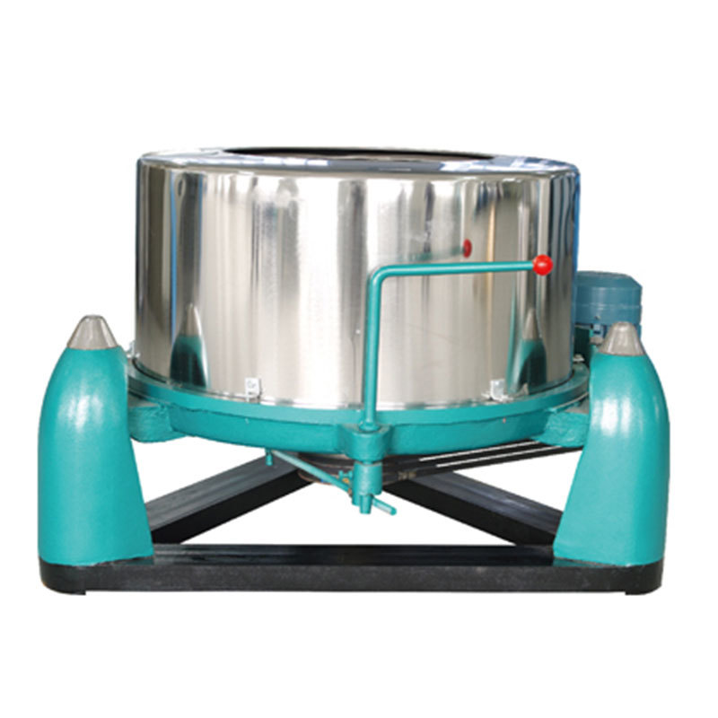 commercial laundry extractor machine dewatering washing machine