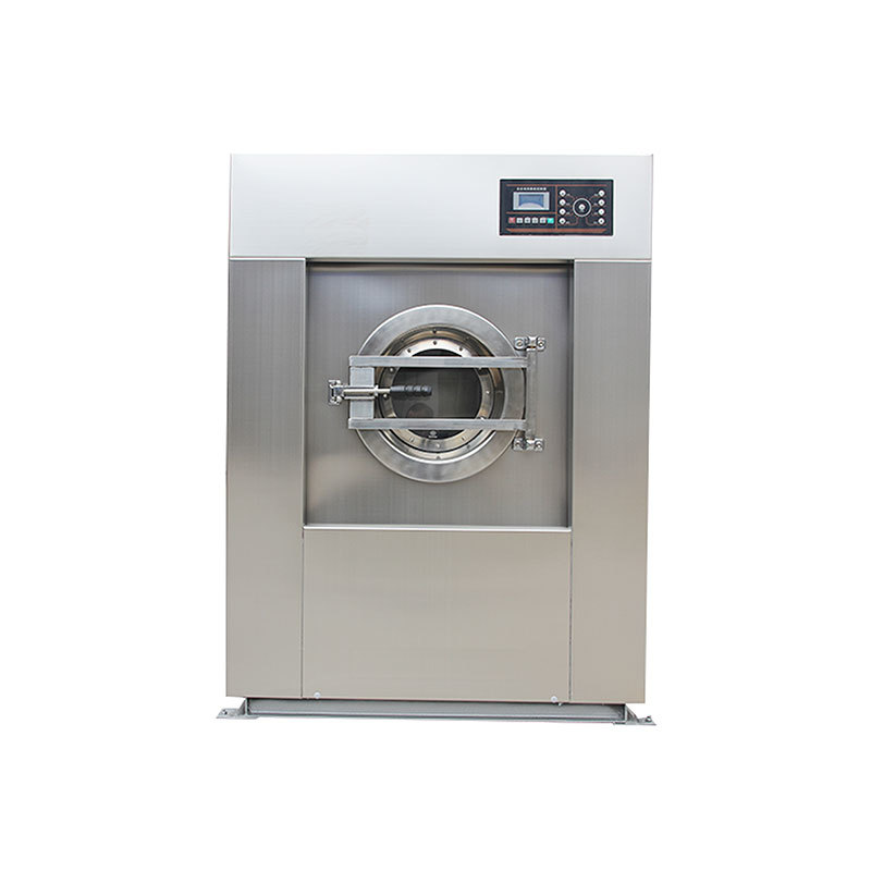 Industrial fully automatic laundry washing machine commercial washing extractor equipment small size