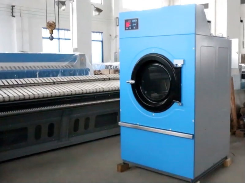 Video of  Dryer machine
