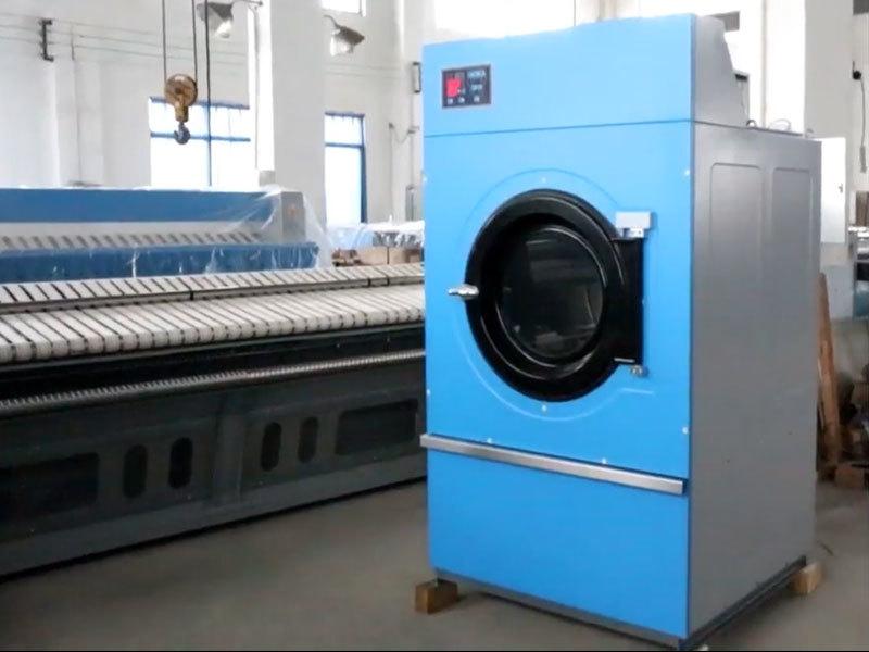 Video of  Dryer machine