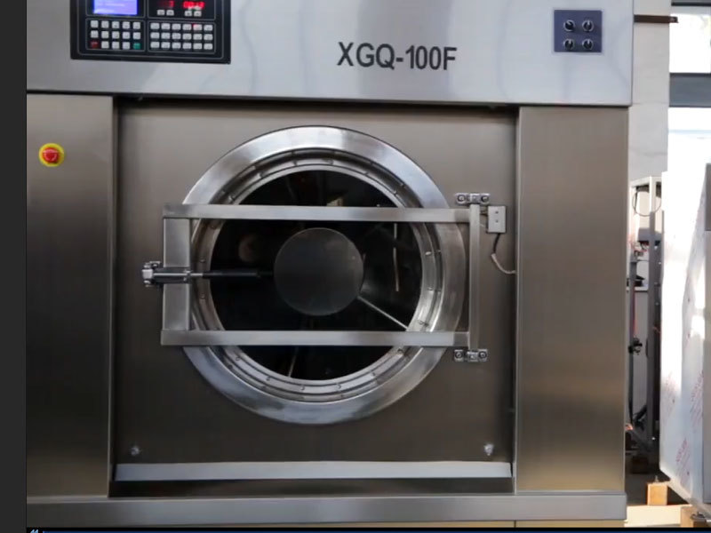 video of Washing machine