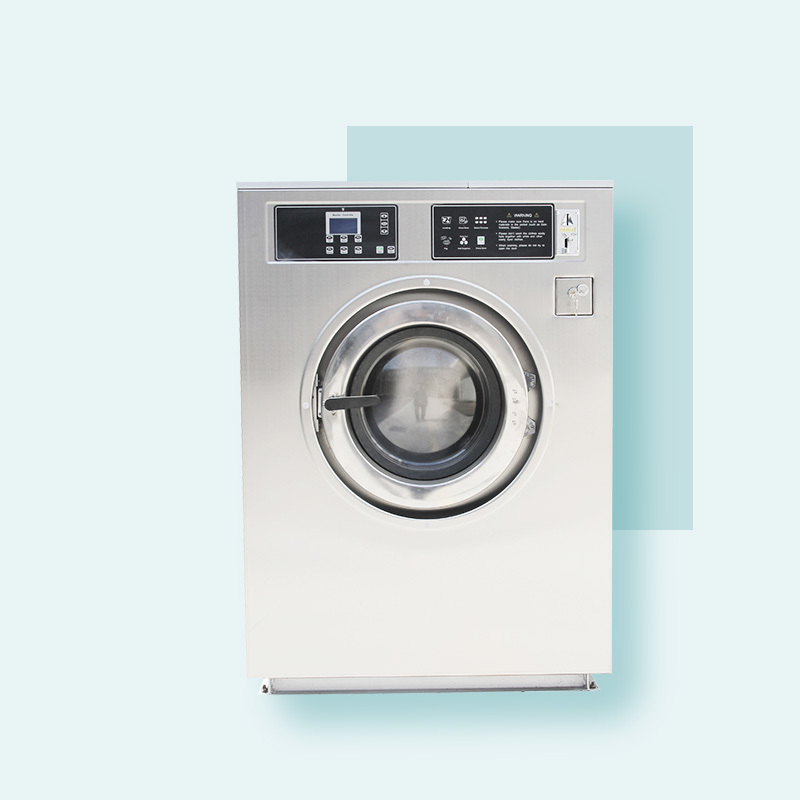 commercial coin operated washing machines washer extractor 12kg to 20kg card operated available