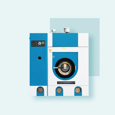 Industrial laundry environmentally friendly fully automatic GXZQ full closed dry cleaning machine