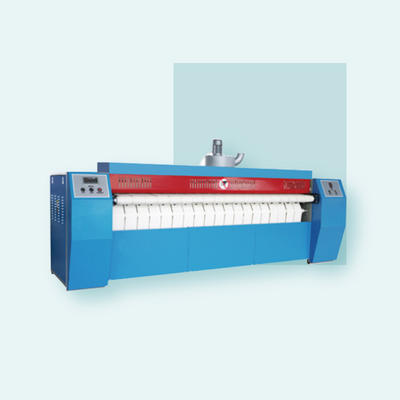 1-4 rollers electric steam gas sheets ironing machine laundry steam flatwork ironer press laundry machine
