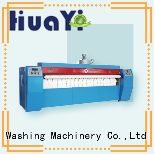 HuaYi industrial ironing machine factory price for hotel