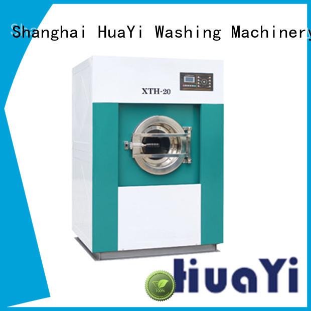 HuaYi new washing machine promotion for washing industry
