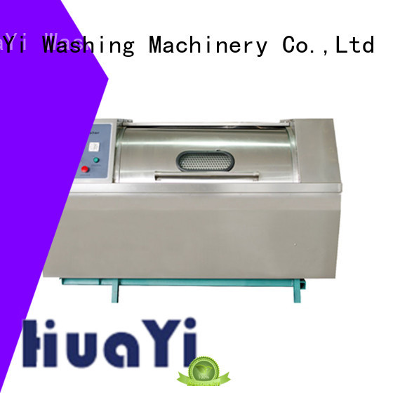 HuaYi energy saving washing machine size supplier for guest house