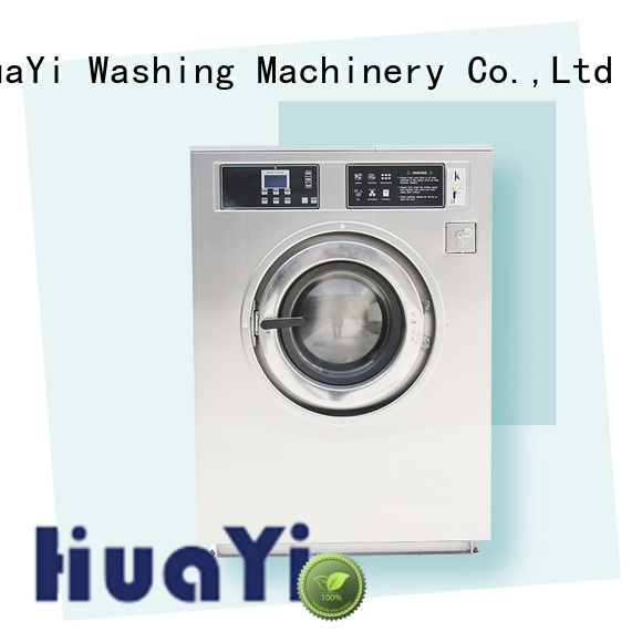 industrial fully automatic washing machine promotion for military units