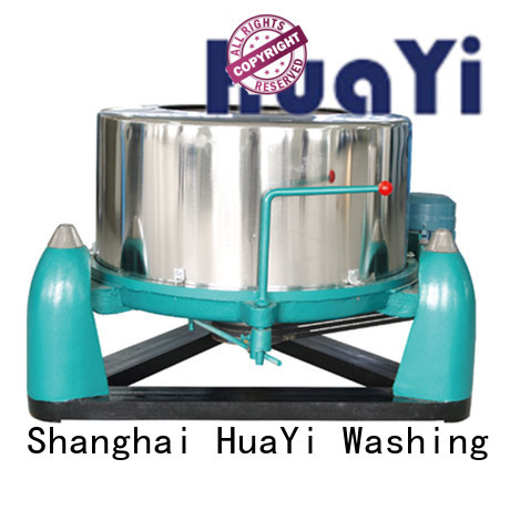 HuaYi commercial washer promotion for restaurant
