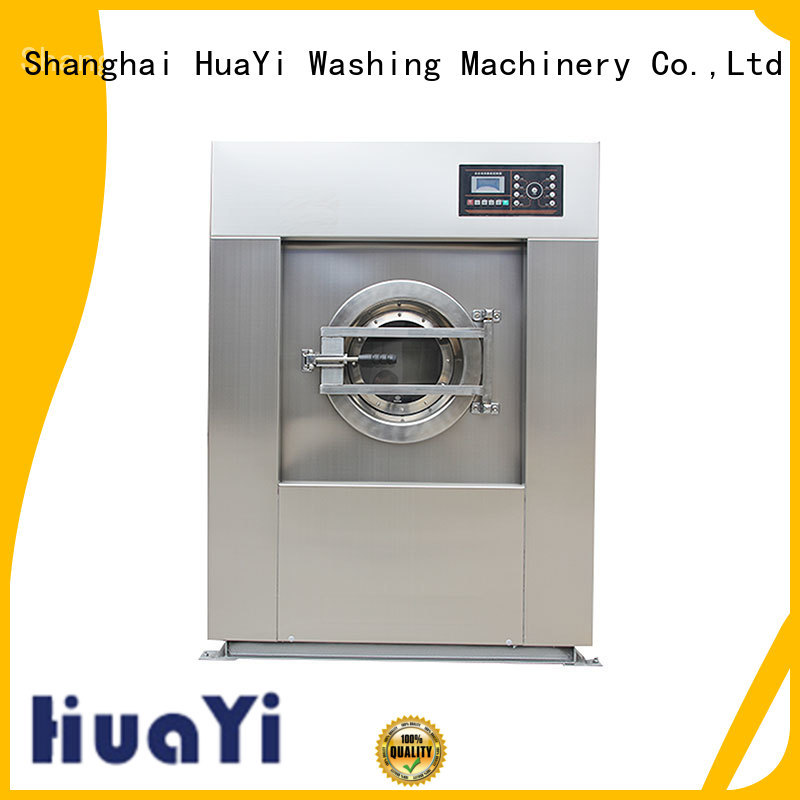 commercial laundry equipment directly sale for guest house HuaYi