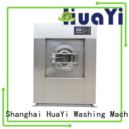HuaYi washing machine brands factory price for washing industry