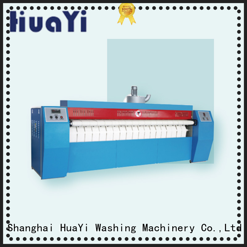 HuaYi customized industrial ironing machine factory price for hospital