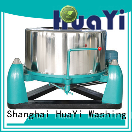 HuaYi industrial washing machine at discount for guest house