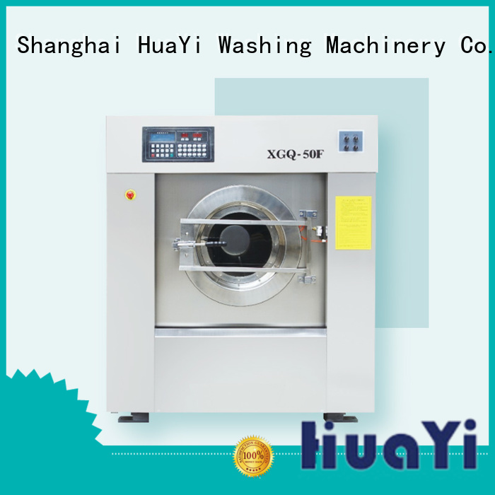 laundry machine manufacturer for guest house HuaYi