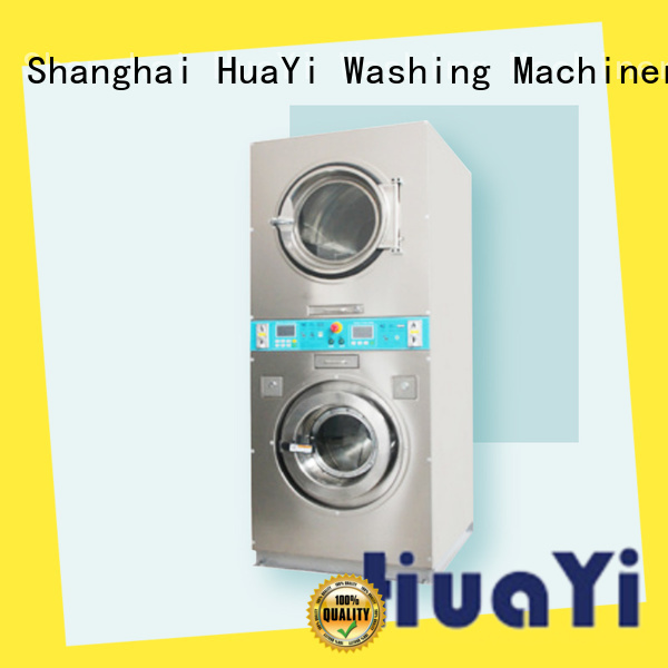HuaYi professional coin operated washer directly sale for hotels