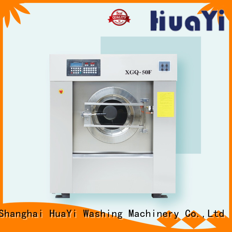 commercial laundry machine directly sale for washing industry