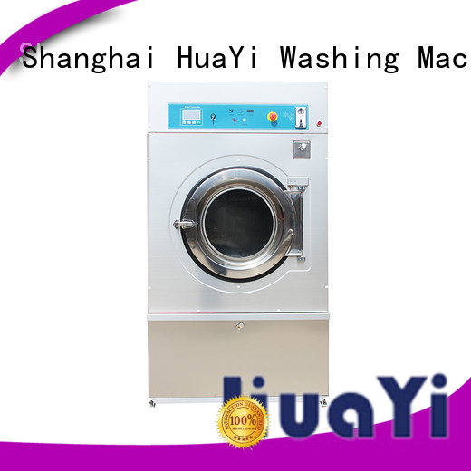 HuaYi high efficiency washing machine with dryer directly sale for shop
