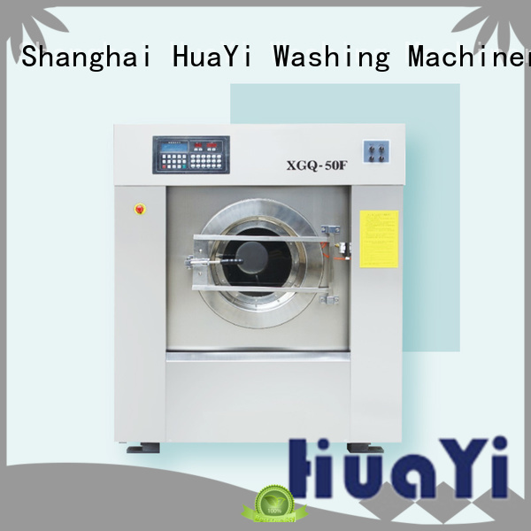 HuaYi automatic new washing machine promotion for hotel