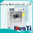 HuaYi commercial laundry promotion for washing industry