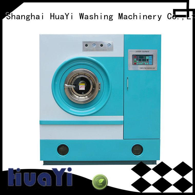 HuaYi laundry equipment manufacturer for lundry factory