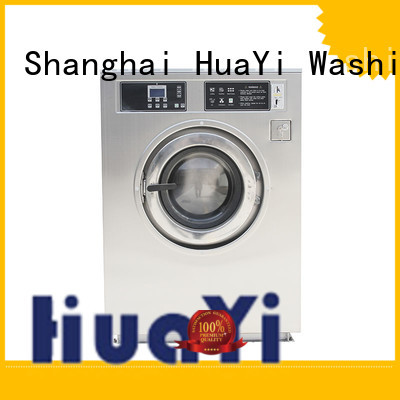 HuaYi coin operated washing machine promotion for baths
