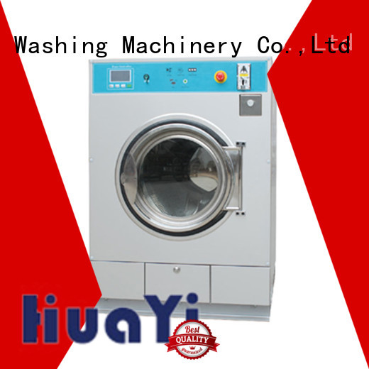 commercial laundry dryer factory price for shop HuaYi
