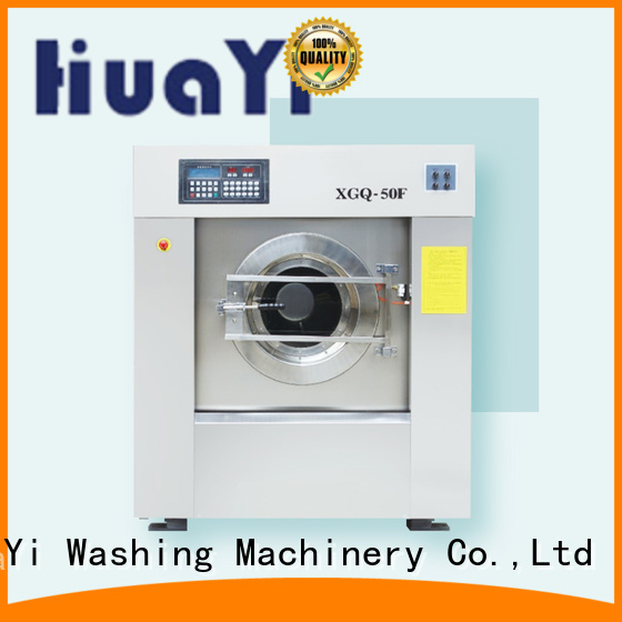HuaYi energy saving washers for sale directly sale for military units