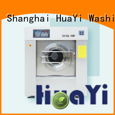 industrial machine laundry at discount for guest house