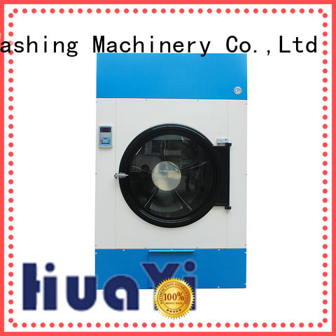 HuaYi washer dryer sale factory price for hotel