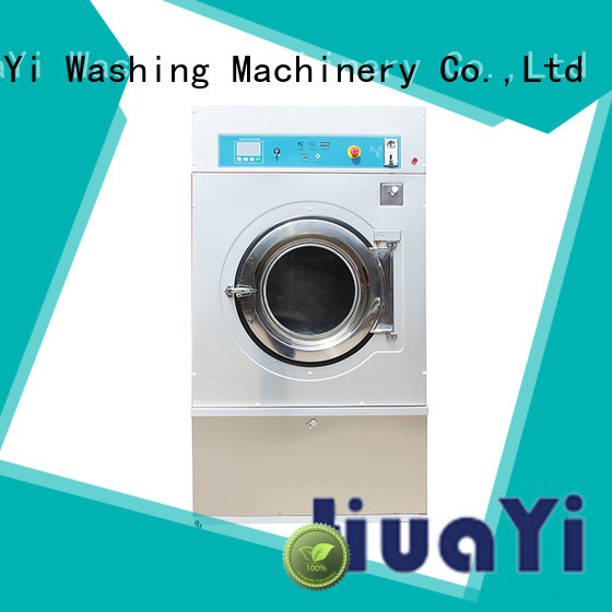 professional washing machine and dryer directly sale for social welfare homes