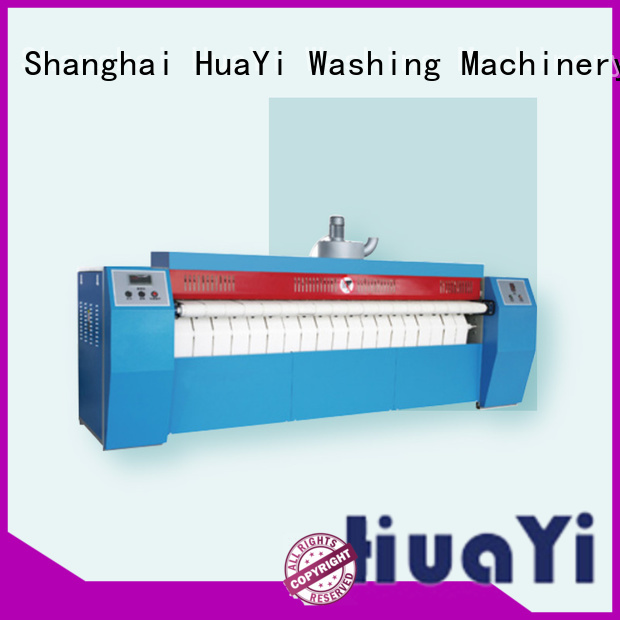 HuaYi machine industrial ironing machine factory price for hotel
