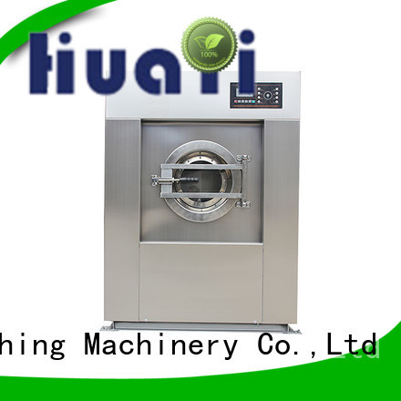 HuaYi industrial industrial washing machine supplier for guest house
