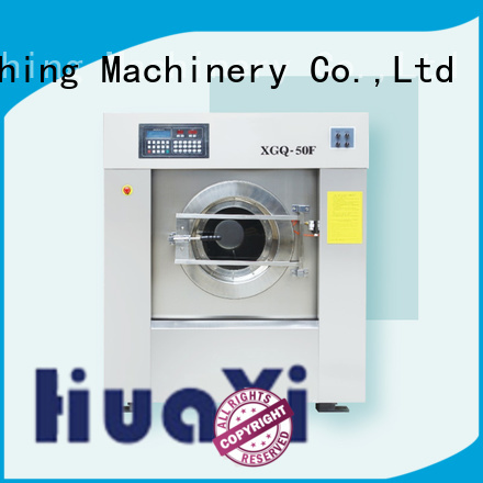 HuaYi automatic washing machine directly sale for washing industry