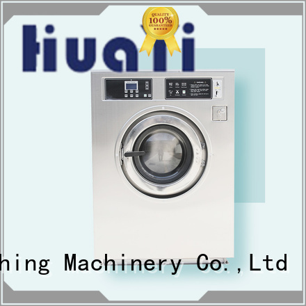 HuaYi low noise automatic washing machine directly sale for guest house