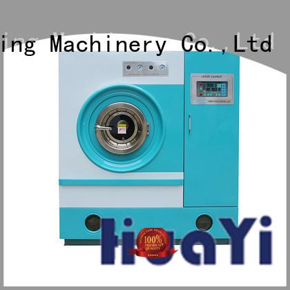 HuaYi professional laundry machine from China for hotel
