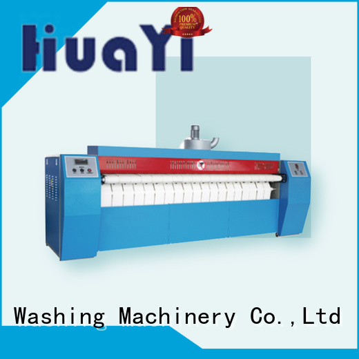 electric laundry ironer at discount for old apartment, HuaYi