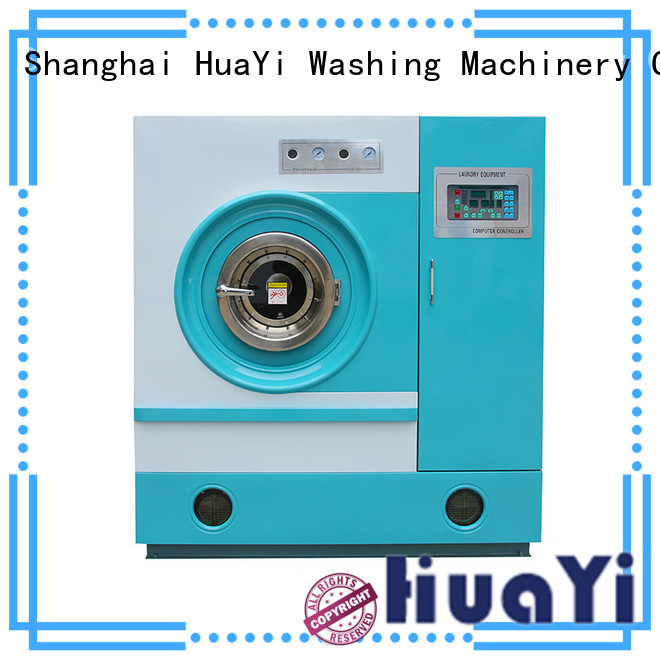 HuaYi accurate laundry machine wholesale for hospital