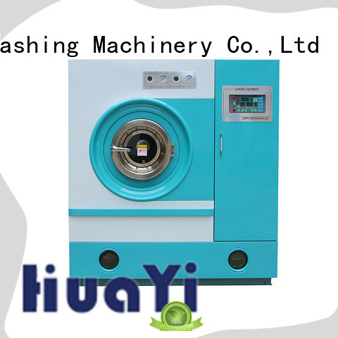 HuaYi laundry machine from China for hotel
