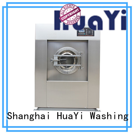 HuaYi low noise commercial laundry directly sale for hospital