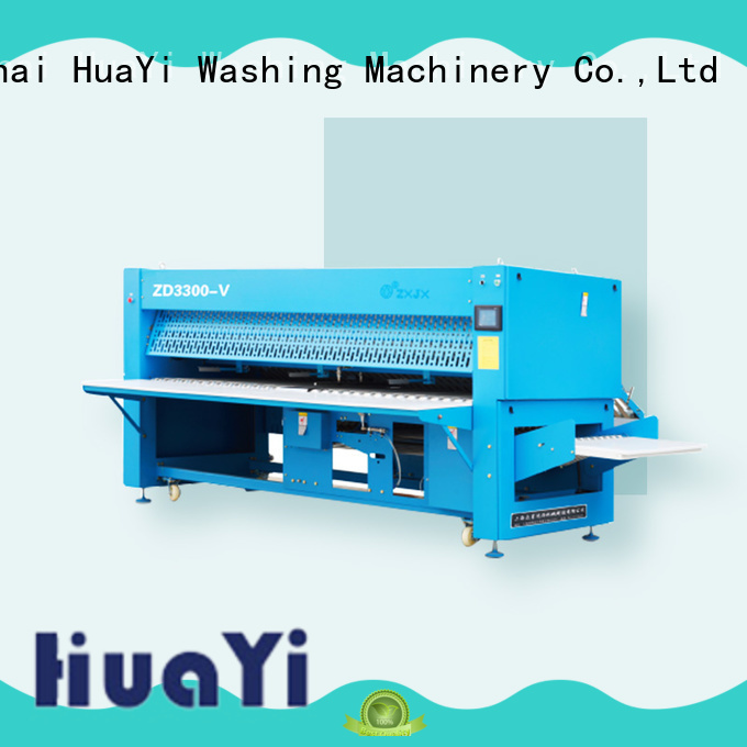 HuaYi high speed automatic laundry folder manufacturer for bath