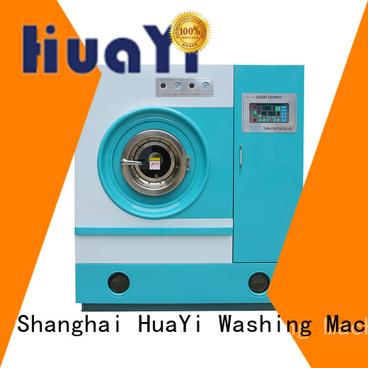 HuaYi laundry equipment from China for lundry factory