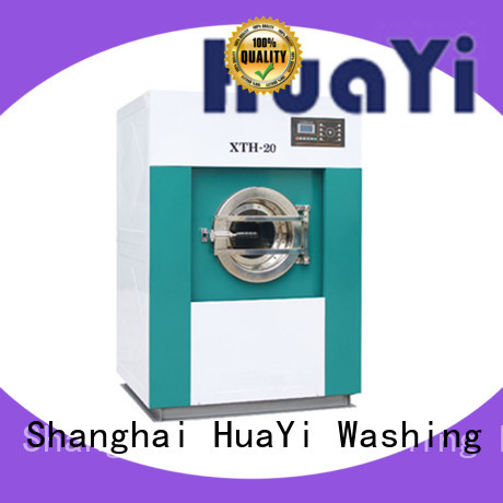 HuaYi energy saving commercial laundry equipment directly sale for washing industry