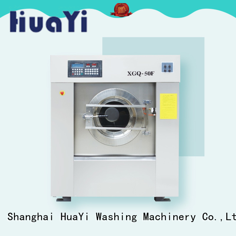 industrial washing machine manufacturers at discount for restaurant HuaYi