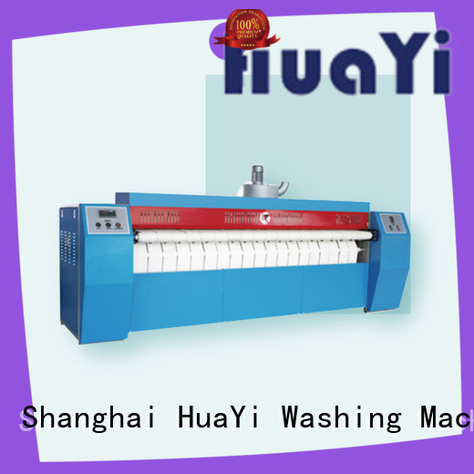 HuaYi durable flatwork ironer directly sale for big bath