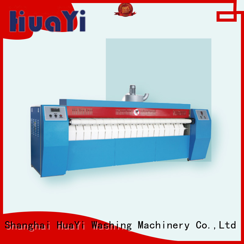 HuaYi flatwork ironer at discount for hospital